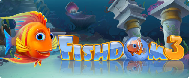 Enjoy the ultimate Fishdom experience in 3D with an engaging new chapter in the hit series.
