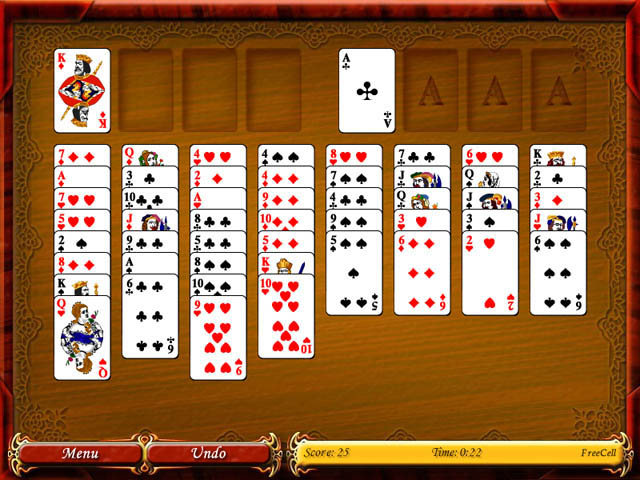 how to play solitaire with cards by yourself