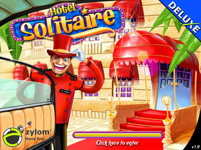 Play Hotel Solitaire