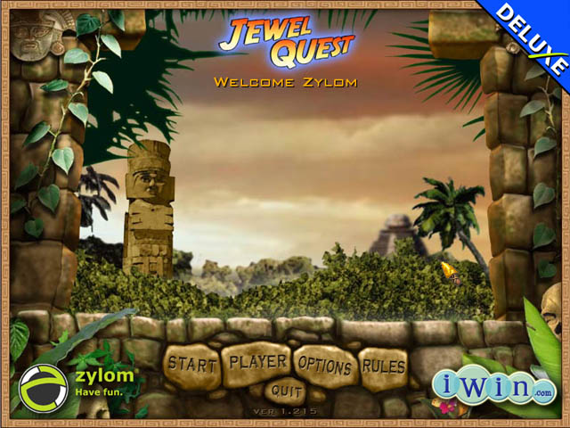 Gamehouse jewel quest works great very addictive