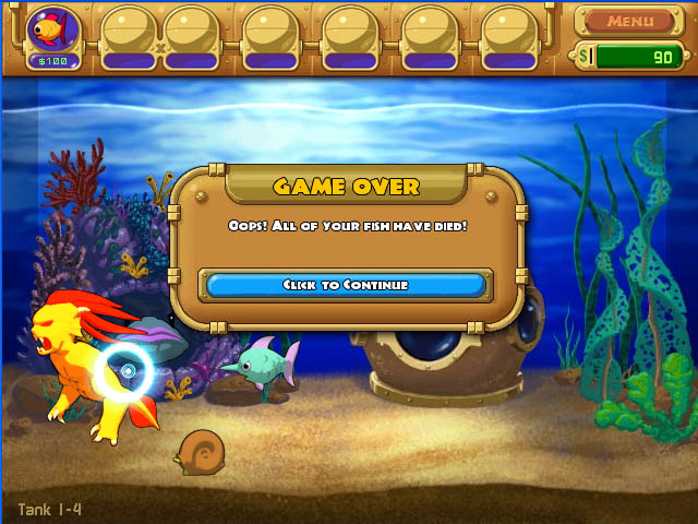Play Insaniquarium