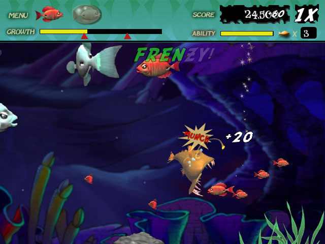 feeding frenzy online no download free play
