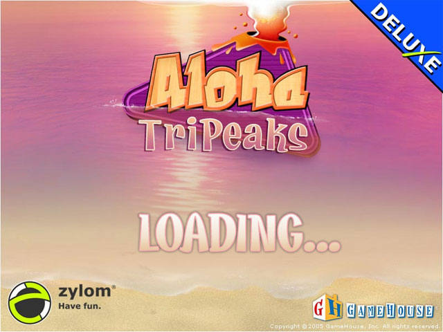 tripeaks aloha gamehouse online word