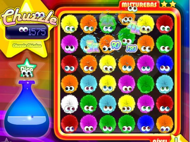 Игру Chuzzle Deluxe - centralskachat