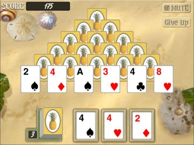 pharaoh solitaire online spielen