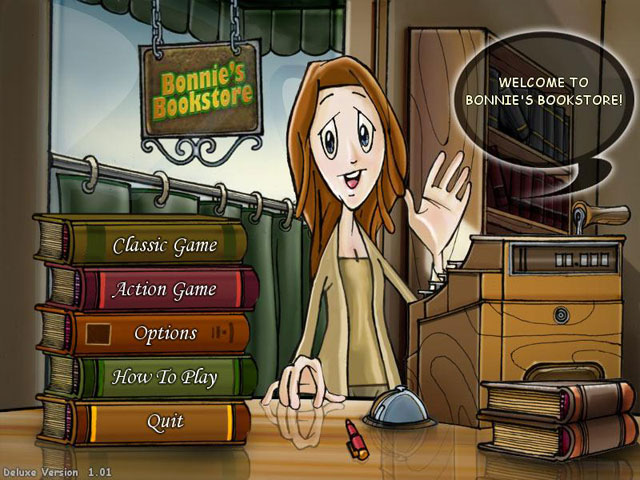 Play Bonnie's Bookstore