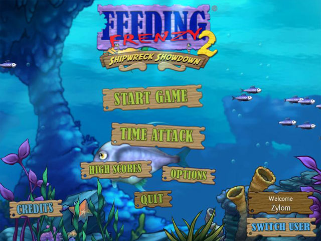 Play Feeding Frenzy 2