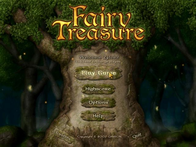 Play Fairy Treasure