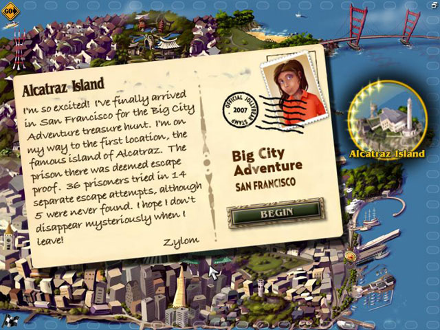 Play Big City Adventure - San Francisco