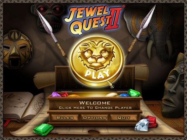 Play Jewel Quest II