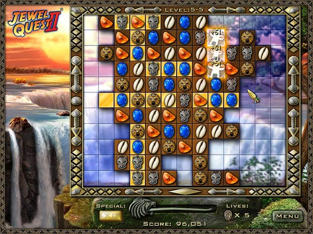 Download Jewel Quest 3 for free at FreeRide Games!