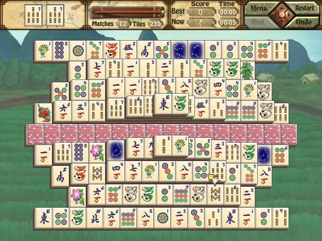 Play Mah Jong Quest III