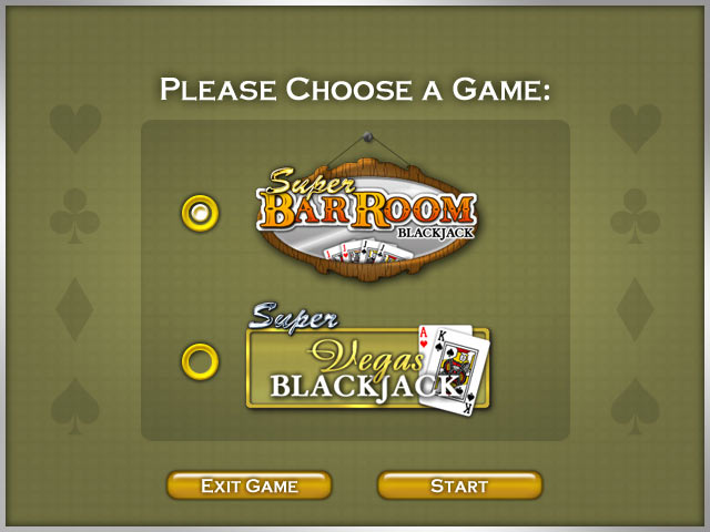 Super gamehouse blackjack