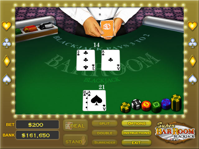 Play Super Blackjack