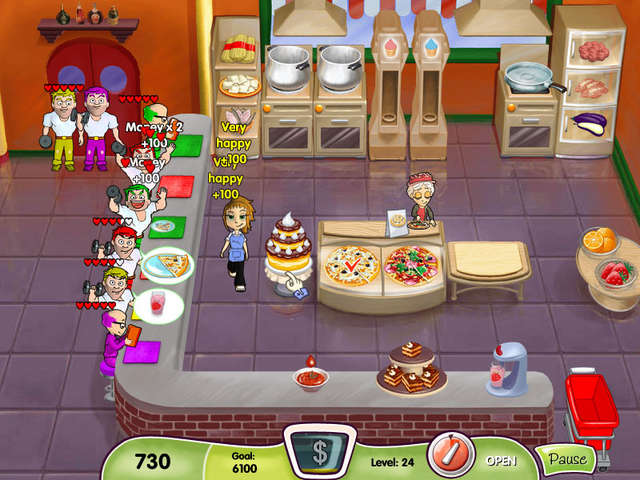 Free Online Games Cooking Cake Shop