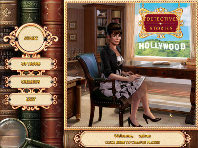 Play Detective Stories - Hollywood
