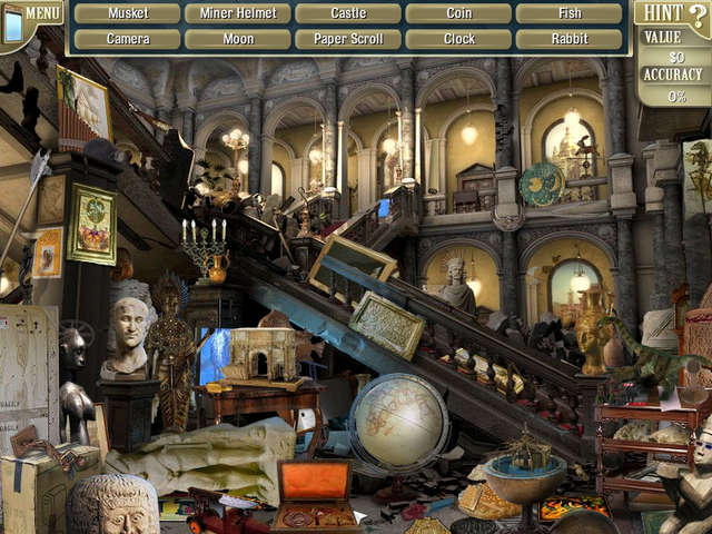 Play Escape the Museum
