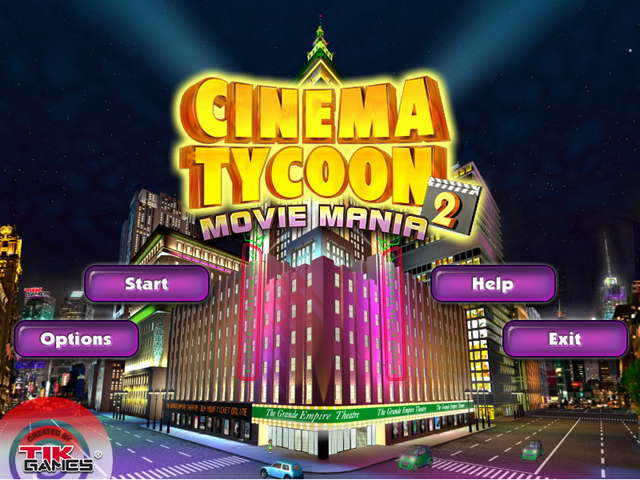 Play Cinema Tycoon 2 - Movie Mania