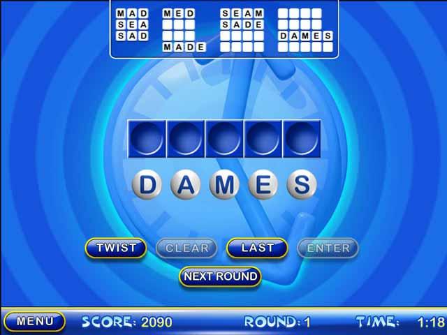Texttwist 2 Gamehouse