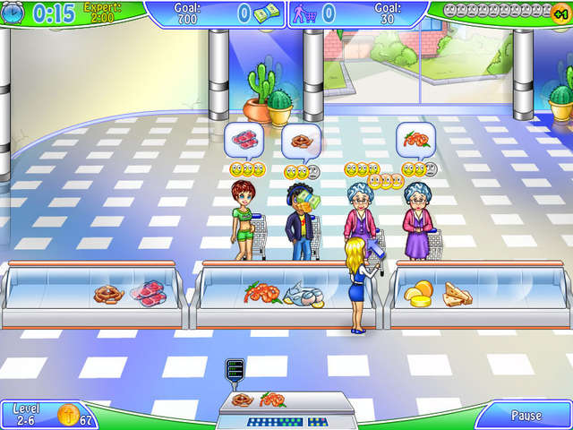 Play Supermarket Management