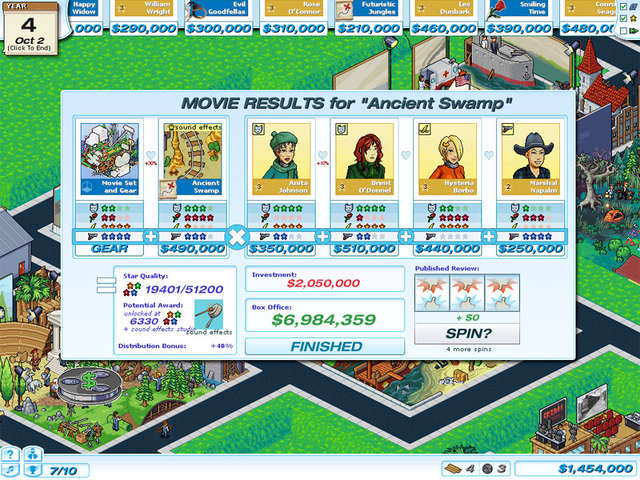 Hollywood Tycoon Торрент