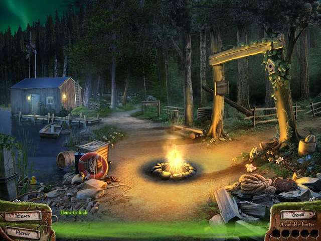 Campfire Legends 1: The Hookman 1