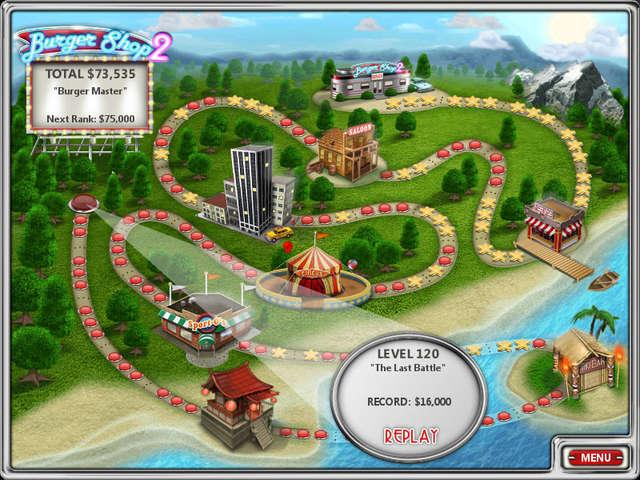 burger shop 2 game online