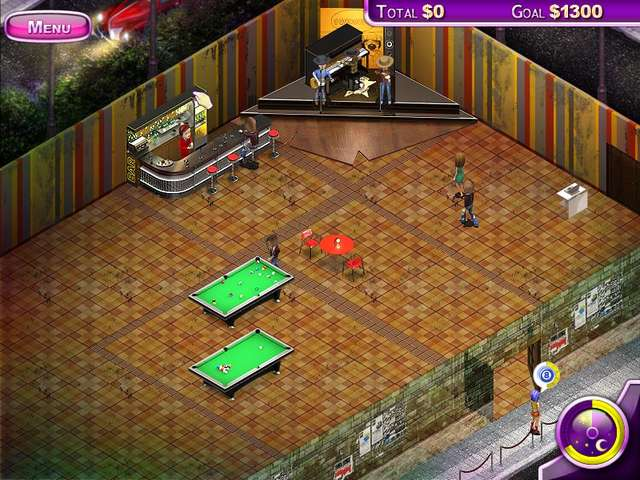 Club Control Download - Just another game of the time management genre