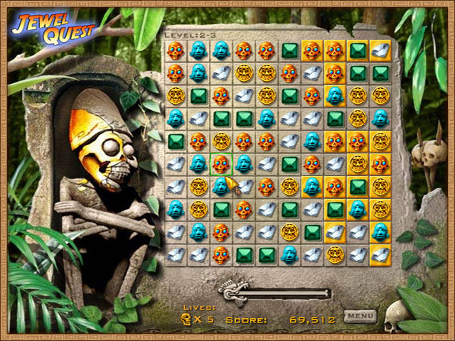 play free online jewel quest