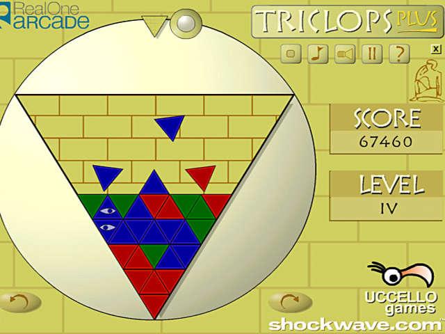 Triclops Παιχνίδια