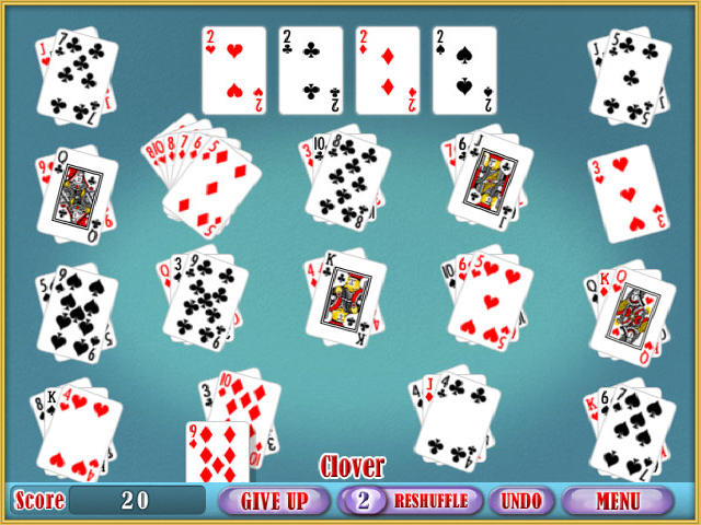 Play Super GameHouse Solitaire Vol. 3