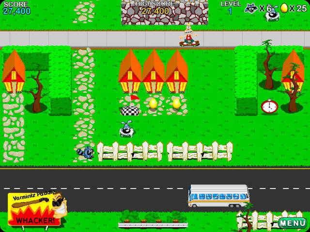 Permainan farm mania games keren for Farting fish game