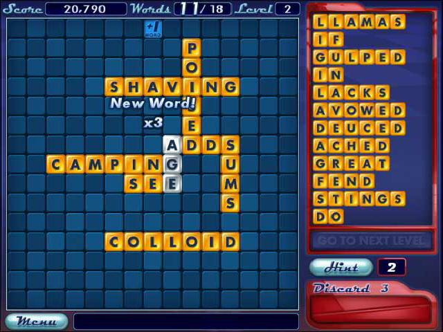 Play Word Slinger