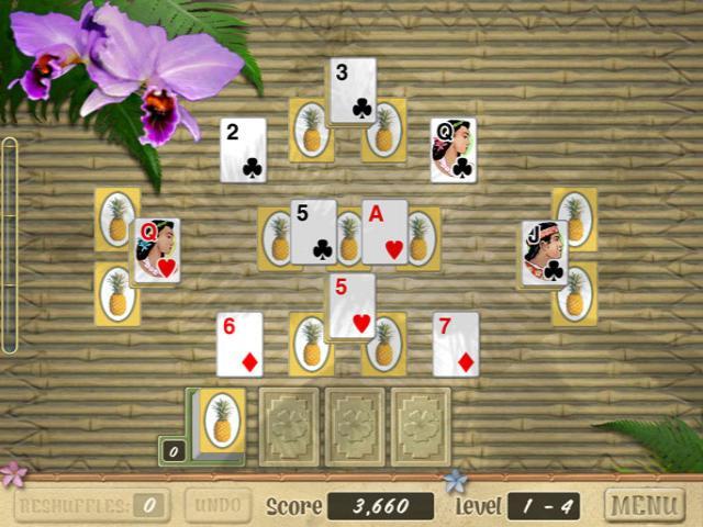 Aloha solitaire download gratis