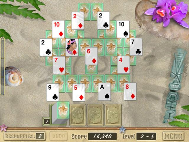 free aloha solitaire game download