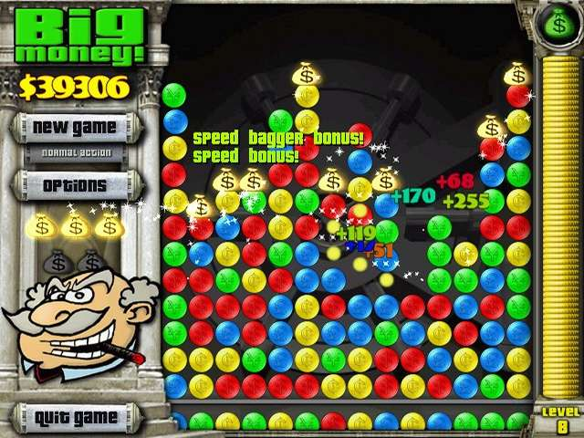 Big Money game Download Big Money Deluxe. Awesome Coins.