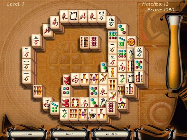 mahjong fortuna zylom