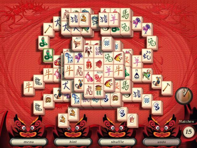 Mahjong fortuna gamehouse for Classic house genre