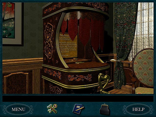 Nancy drew secret of the old clock gamehouse for Classic house genre