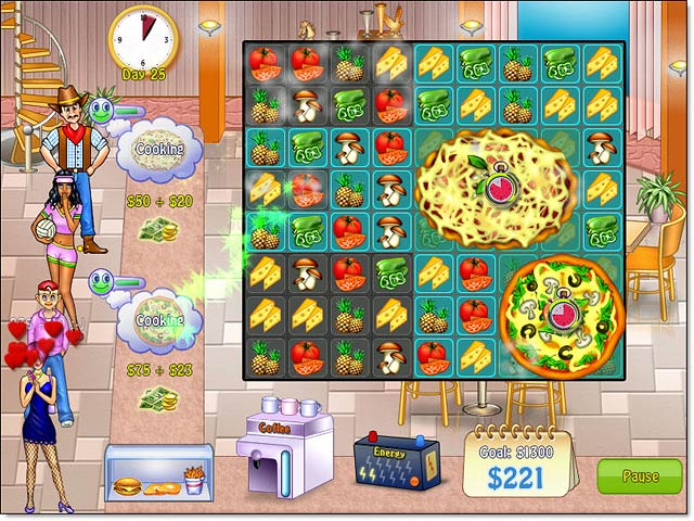 Play Pizza Chef