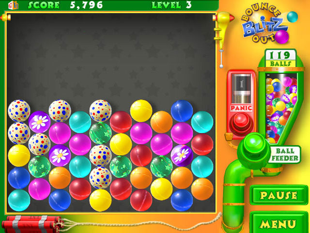 free online games super bounce out blitz
