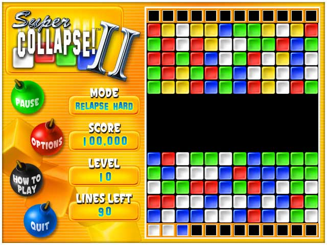 collapse 2 game