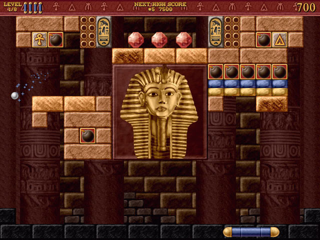 Play Bricks of Egypt