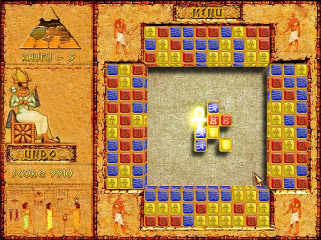 Play Brickshooter Egypt
