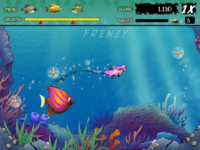 تنزيل لعبة السمكة الشهيرة FedingFrenzy 6