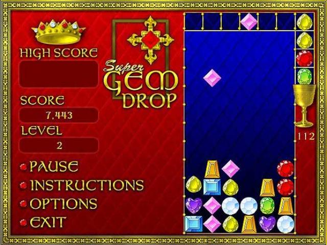 gem drop game