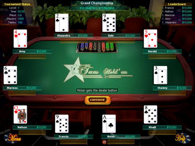 Play Texas Hold 'Em