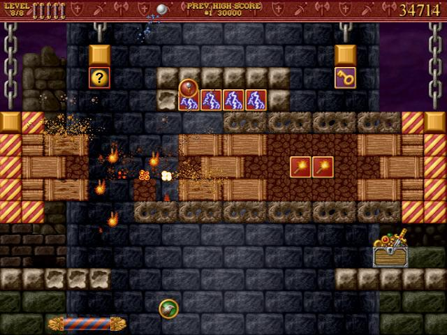 Bricks of camelot gamehouse for Classic house genre