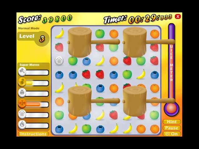 Play Fruit Smash