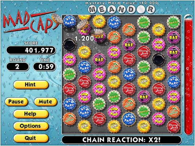 free games mad caps